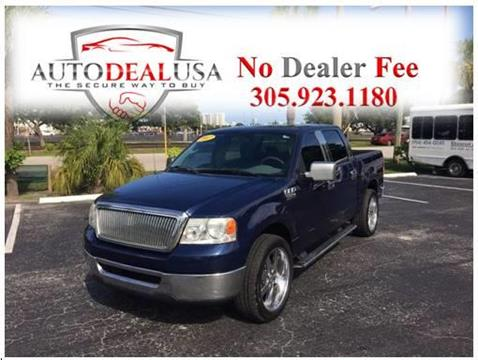 2007 Ford F-150 for sale in Hallandale, FL