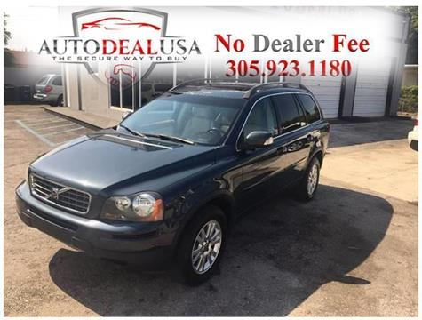 2008 Volvo XC90 for sale in Hallandale, FL