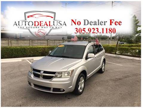 2010 Dodge Journey for sale in Hallandale, FL
