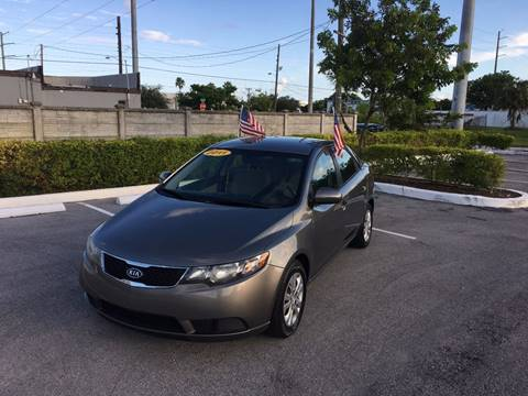 2011 Kia Forte for sale in Hallandale, FL