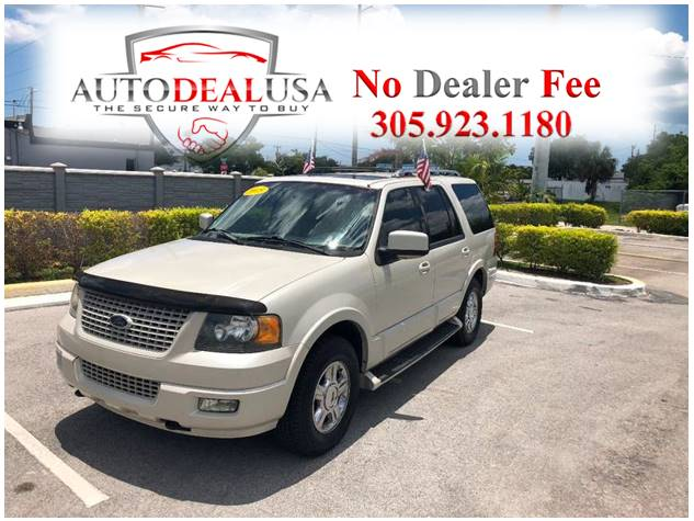 Ford Expedition For Sale At Auto Deal Usa In Hallandale Fl