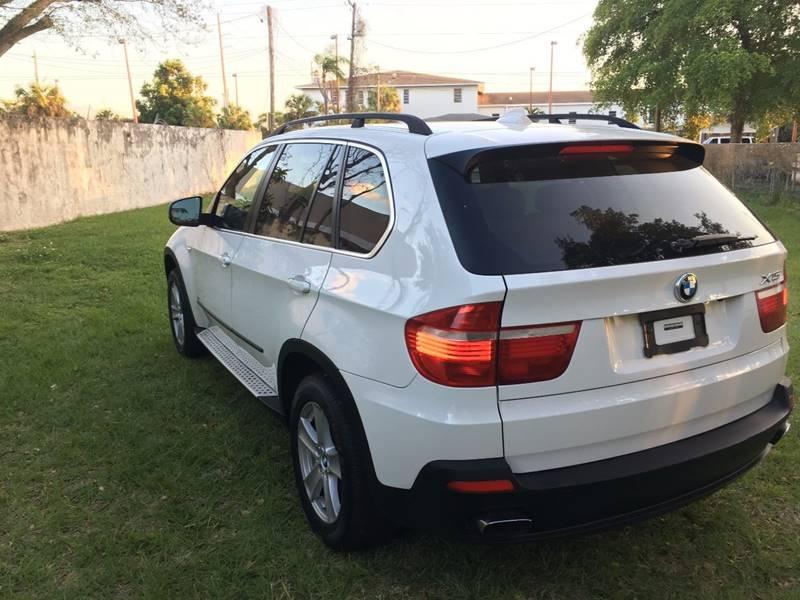 2007 BMW X5 4.8i In Hallandale FL - Auto Deal USA
