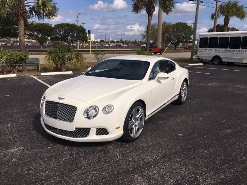 fl gt fort at of ft used lauderdale sale for maserati bentley coupe in continental htm