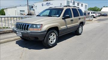 2001 Jeep Grand Cherokee for sale in San Antonio, TX