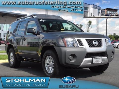 2014 Nissan Xterra for sale in Sterling, VA