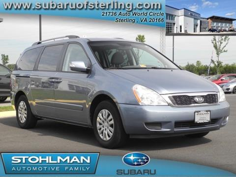 2012 Kia Sedona for sale in Sterling, VA