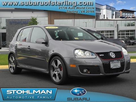 2009 Volkswagen GTI for sale in Sterling, VA