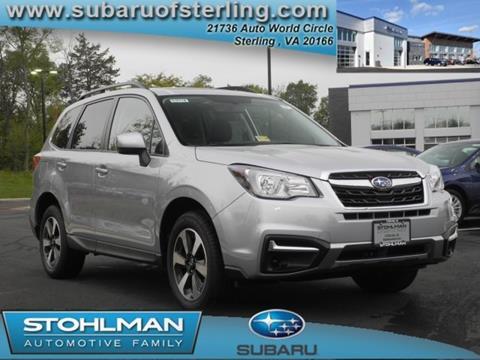 2018 Subaru Forester for sale in Sterling, VA