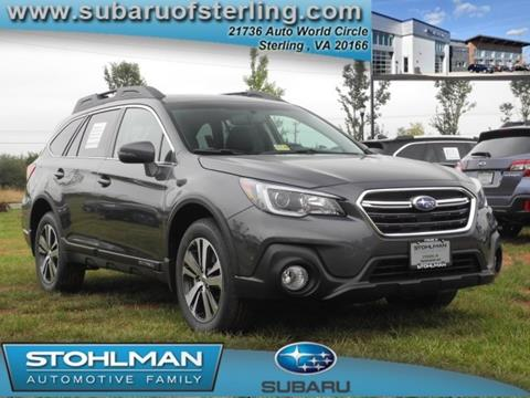 2018 Subaru Outback for sale in Sterling, VA