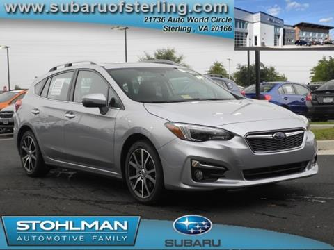 2018 Subaru Impreza for sale in Sterling, VA