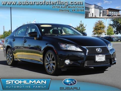 2015 Lexus GS 350 for sale in Sterling, VA