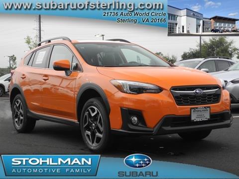 2018 Subaru Crosstrek for sale in Sterling, VA