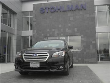 2017 Subaru Legacy for sale in Sterling, VA