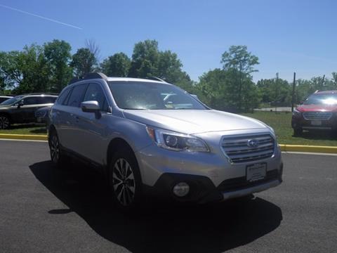 2017 Subaru Outback for sale in Sterling, VA