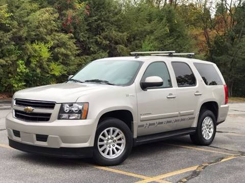 2009 Chevrolet Tahoe for sale in Waterbury, CT