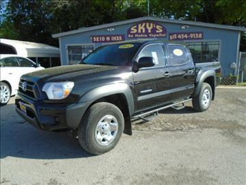 2012 Toyota Tacoma for sale in Austin, TX