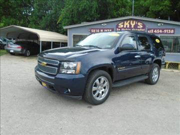 2007 Chevrolet Tahoe for sale in Austin, TX
