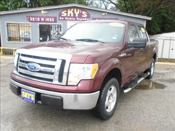 2010 Ford F-150 for sale in Austin, TX