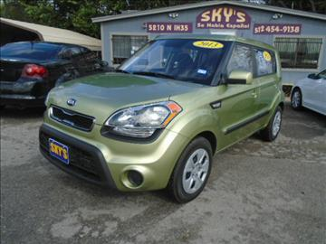 2013 Kia Soul for sale in Austin, TX