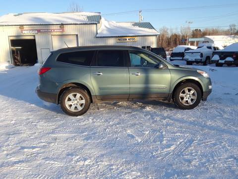 2009 Chevy  Traverse  for sale in Hibbing, MN