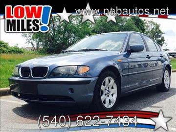 2004 BMW 3 Series for sale in Fredricksburg, VA