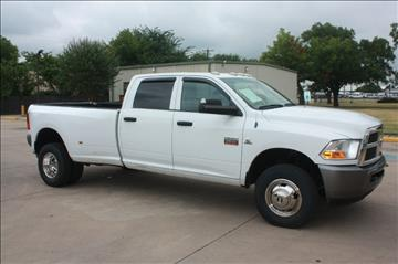 2011 RAM Ram Pickup 3500 for sale in Grand Prairie, TX