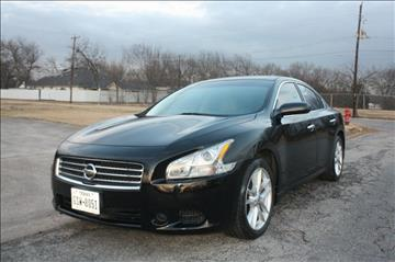 2010 Nissan Maxima for sale in Grand Prairie, TX
