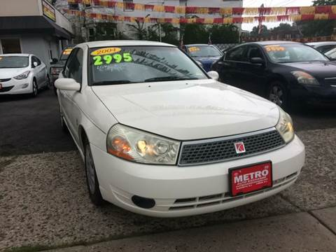 2004 Saturn L300 for sale at Metro Auto Exchange 2 in Linden NJ