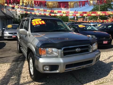2001 Nissan Pathfinder for sale in Linden, NJ