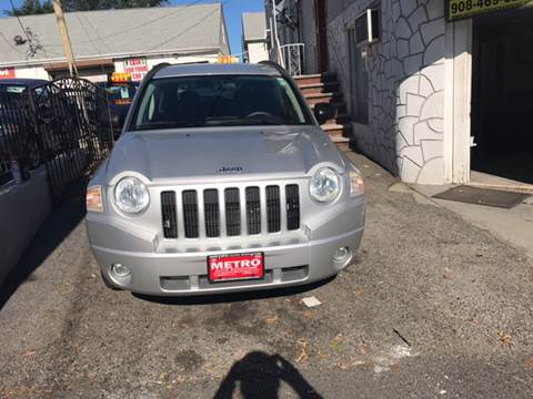 2007 Jeep Compass for sale in Linden, NJ