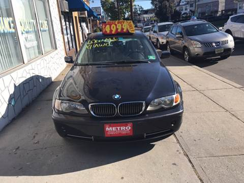 2003 BMW 3 Series for sale in Linden, NJ