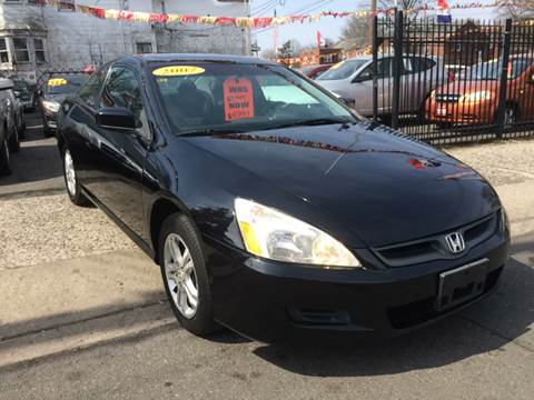 2007 Honda Accord for sale at Metro Auto Exchange 2 in Linden NJ
