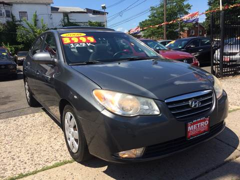 2008 Hyundai Elantra for sale at Metro Auto Exchange 2 in Linden NJ