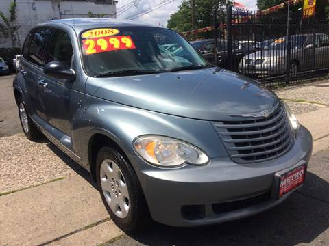 2008 Chrysler PT Cruiser for sale at Metro Auto Exchange 2 in Linden NJ