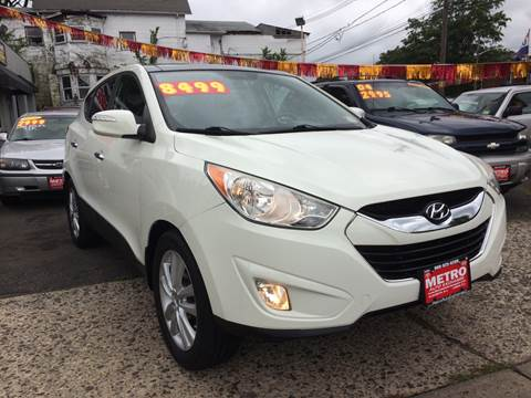 2011 Hyundai Tucson for sale at Metro Auto Exchange 2 in Linden NJ