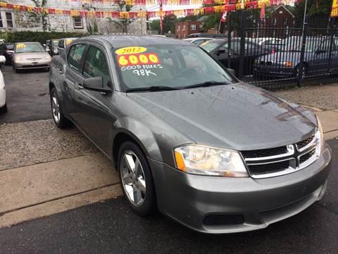2012 Dodge Avenger for sale in Linden, NJ