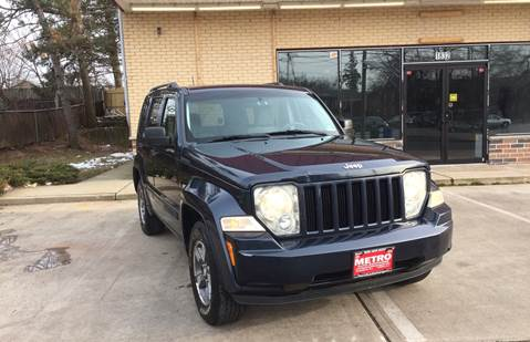 2008 Jeep Liberty for sale in Linden, NJ