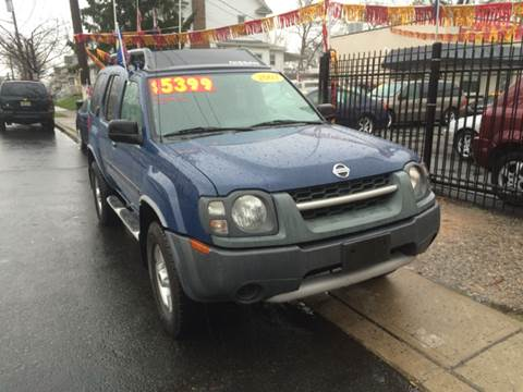 2003 Nissan Xterra for sale at Metro Auto Exchange 2 in Linden NJ