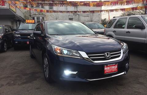 2014 Honda Accord for sale in Linden, NJ