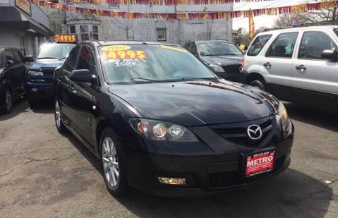 2007 Mazda MAZDA3 for sale in Linden, NJ