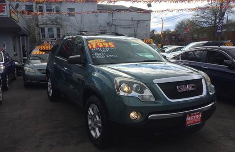 2010 GMC Acadia for sale in Linden, NJ