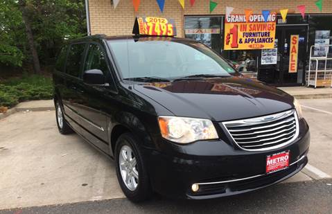 Used Chrysler Town And Country For Sale Carsforsale Com