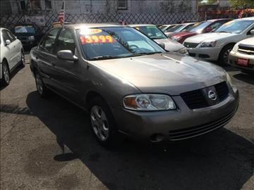 2004 Nissan Sentra for sale in Linden, NJ