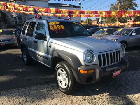 2003 Jeep Liberty for sale in Linden, NJ