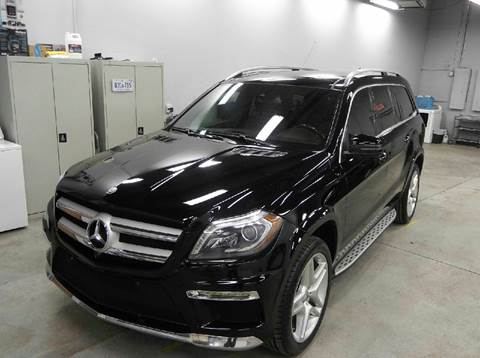 2014 Mercedes-Benz GL-Class for sale in Linden, NJ