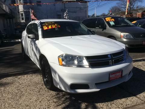 2011 Dodge Avenger for sale in Linden, NJ