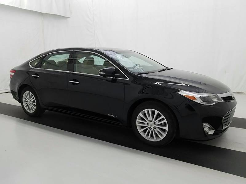 2014 Toyota Avalon Hybrid for sale at 101 Auto Mall in South Richmond Hill NY