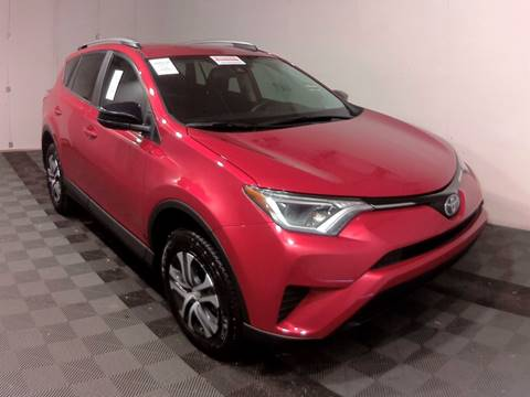 2017 Toyota RAV4 for sale at 101 Auto Mall in South Richmond Hill NY