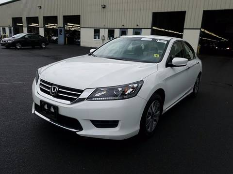 2014 Honda Accord for sale at 101 Auto Mall in South Richmond Hill NY