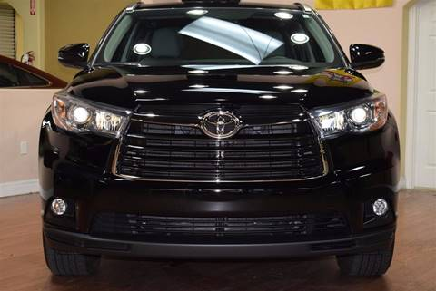 2015 Toyota Highlander for sale at 101 Auto Mall in South Richmond Hill NY
